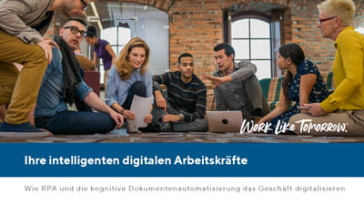 Ihre intelligente digitale Workforce