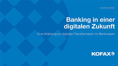 Die digitale Transformation im Bankwesen
